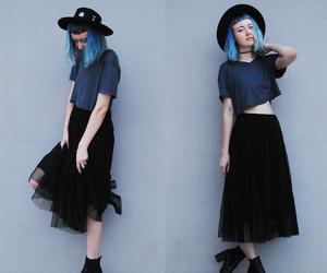 fashion, alternative, and cute girl image
