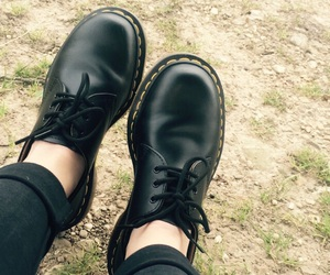 boots, docs, and dr martens image