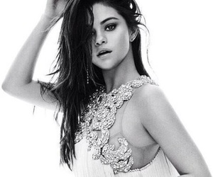 marie claire and selena gomez image