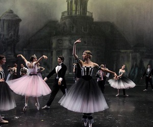 ballet, fashion, and karl lagerfeld image