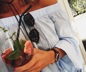 fashion and drink image