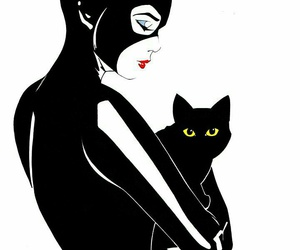 catwoman and dc comics image