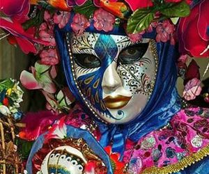 festival, venice, and mask image