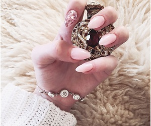 clear, girly, and inspo image