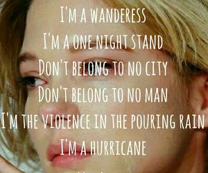 hurricane, music, and halsey image