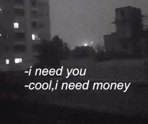 money, cool, and quotes image