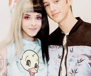 troye sivan, melanie martinez, and cry baby image