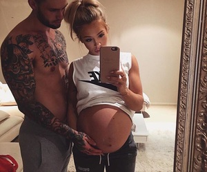 family, pregnancy, and tammy hembrow image