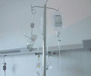 hospital, pale, and grunge image