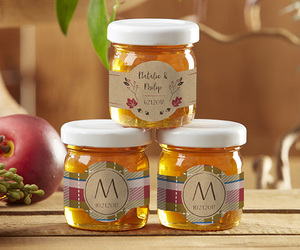 honey, bridal shower, and party favors image