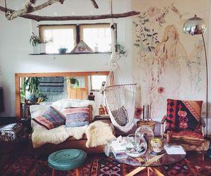 room, bohemian, and boho image