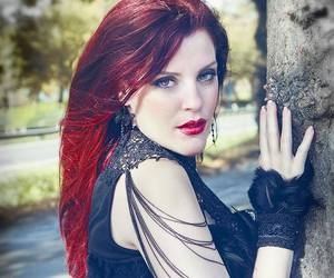 red hair, redhair, and sirenia image