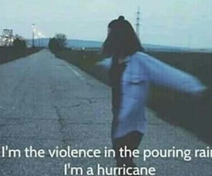 hurricane, halsey, and grunge image