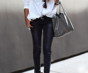 chic, fashionable, and inspo image