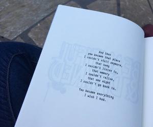 beautiful, book, and broken image
