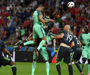 cristiano, cristiano ronaldo, and football image