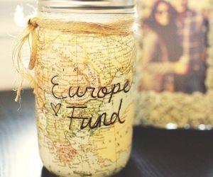 europe, money, and travel image
