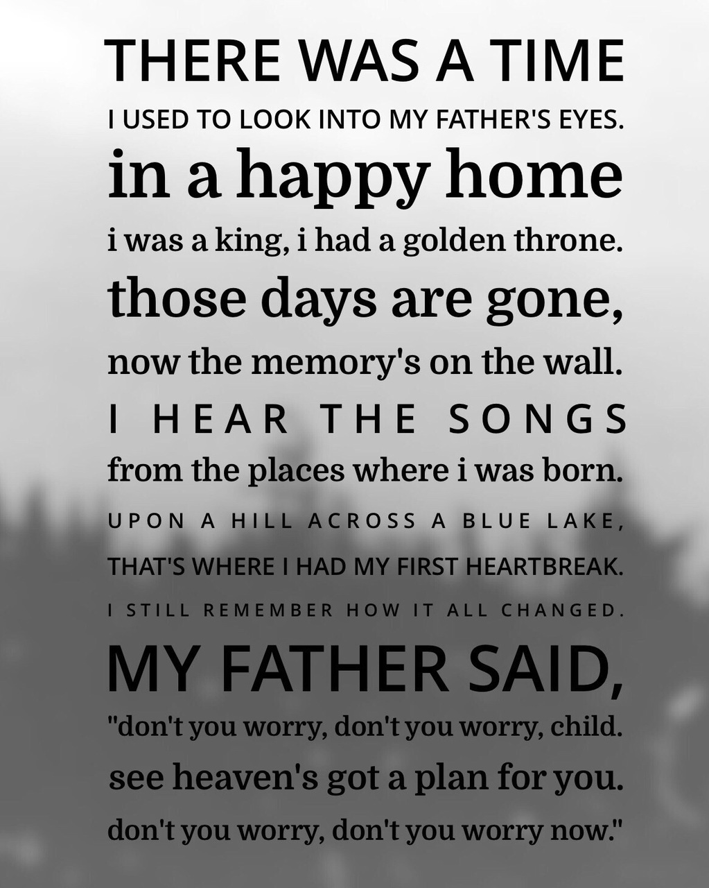 Image About Don T You Worry Child In Song Lyrics By Vicky