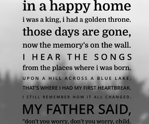 happy home and don't you worry child image