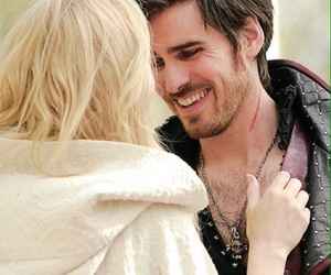 captain, emma, and hook image