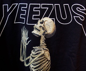 yeezus and kanye west image