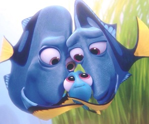 baby, dory, and cutr image