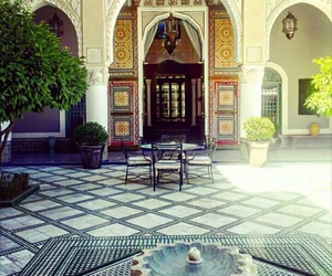 architecture, beautiful, and tiles image
