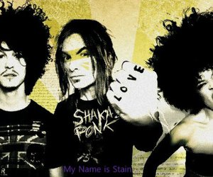 stain, shaka ponk, and my name is stain image