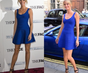 model, blue, and caroline winberg image