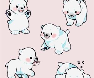 cute, kawaii, and art image