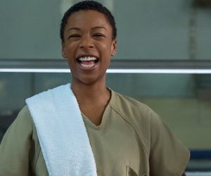 orangeisthenewblack, oitnb, and poussey image