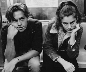 cole sprouse, boy, and couple image