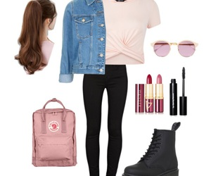beauty, boots, and clothes image