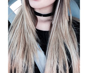 color, hair, and hairstyle image
