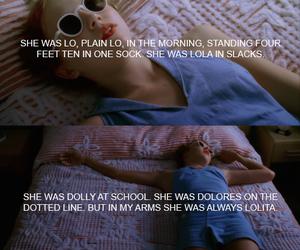 book, quote, and lolita image