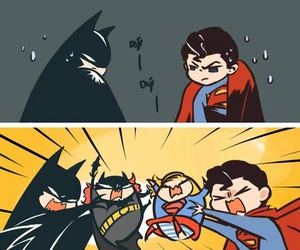 batman and superman image