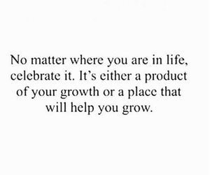 grow, inspiration, and quotes image