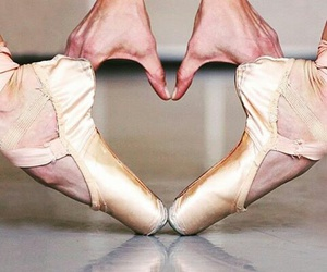 ballet, pointe, and love for ever image