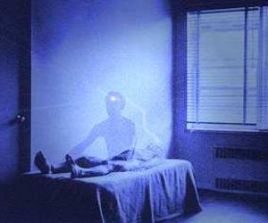 grunge, new age, and astral projection image