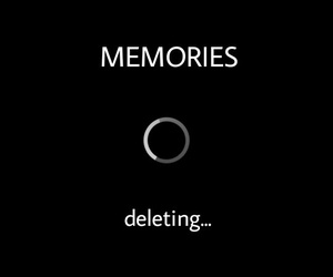 memories, delete, and quotes image