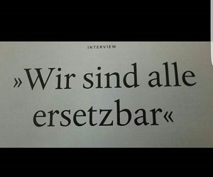 german, quote, and tumblr image