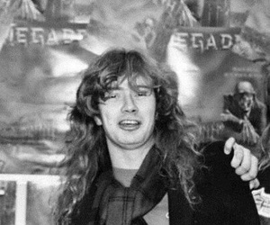 dave mustaine and megadeth image