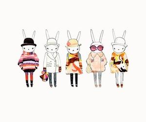 fashion and fifi lapin image