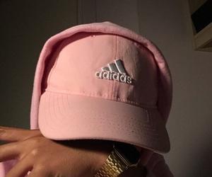 adidas and pink image
