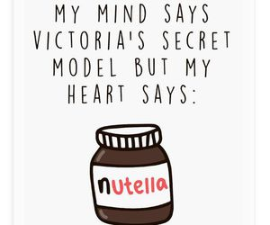 nutella, love, and funny image
