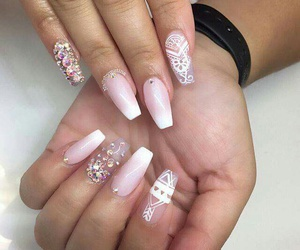 beautiful, original, and nails image