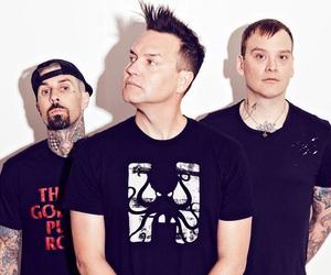 blink, blink-182, and mark hoppus image