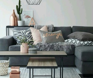 home, room, and decoration image