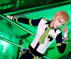 cosplay, noiz, and dramatical murder image