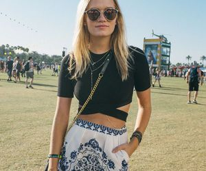 style, fashion, and festival image